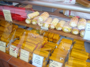 Käse kaufen!