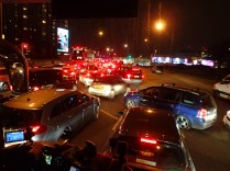 normal traffic