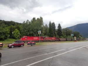 in Revelstoke