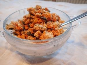 Knusperfrühstück